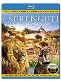 SERENGETI - Nature's Greatest Journey (Limited Edition - Filmed in 4K ULTRA HD) [Blu-ray] [Region Free]