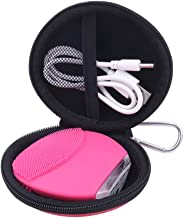 Hard Carrying Case for FOREO LUNA MINI 2 Facial Cleansing Brush by Aenllosi (FOREO LUNA MINI 2, red)
