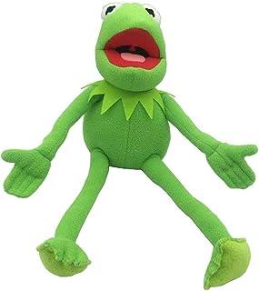 Kermit The Frog Plush Doll,16 Inch The Muppets Kermit Frog Soft Stuffed Plush Figure