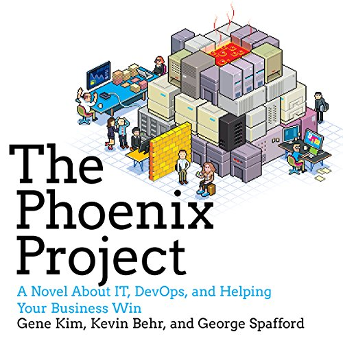The Phoenix Project cover art