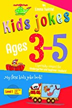 Kids Jokes ages 3-5: Especially created for kindergarten and beginner readers, with a large font (Kindergarten Reader)