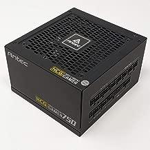 Antec 750W High Current Gamer Gold PSU, Fully Modular, Fluid Dynamic Fan, 80+ Gold, 10 Year Warranty
