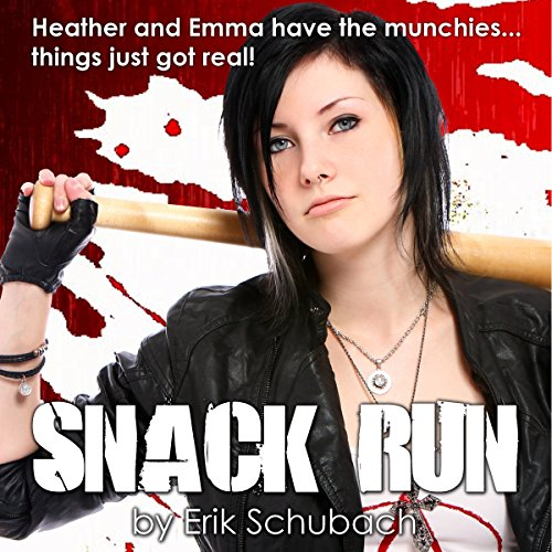 Snack Run audiobook cover art