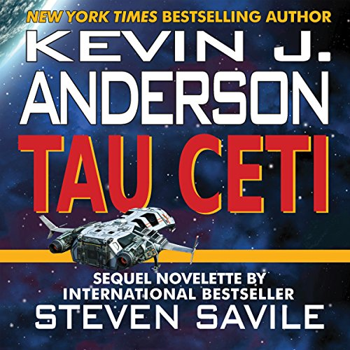 Tau Ceti cover art