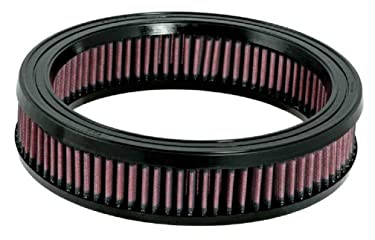 K&N Engine Air Filter: High Performance, Premium, Washable, Replacement Filter: Fits Select 1960-1993 FORD/JEEP/AMC/DODGE Vehicle Models (See Description for Fitment Information), E-1080
