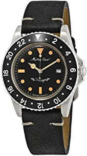 Mathey-Tissot Rolly Vintage Black Dial Mens Watch H900ALN