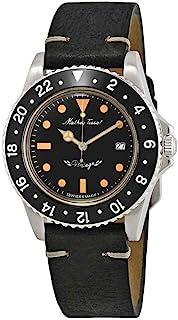 ساعة مات تيسو-Tissot Rolly Vintage مينا سوداء للرجال H900ALN