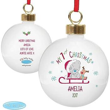 Ma 1ère boule de Noël   La façon parfaite de célébrer le premier