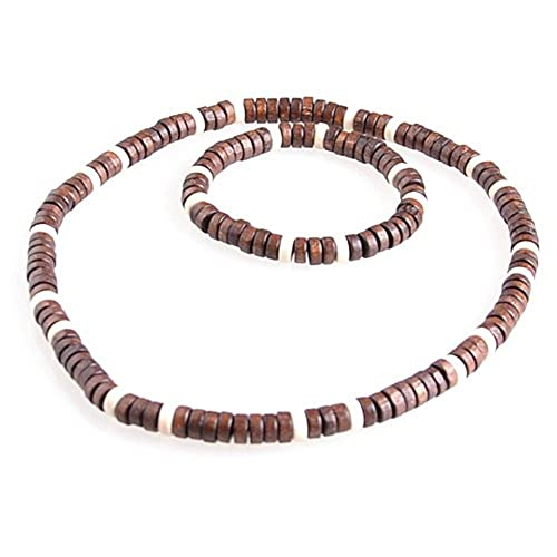 Mens Beaded Necklace Amazoncouk