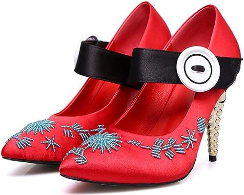 bienvenido a orden NVXIE 10 cm cm cm Tacones,Tacones,zapatos