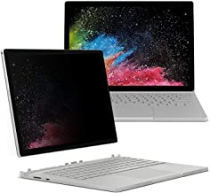 GeckoCare Easy On/Off Removable Privacy Screen Filter for Microsoft Surface Book 2 (13.5 inch)/Surface Book (13.5 inch)
