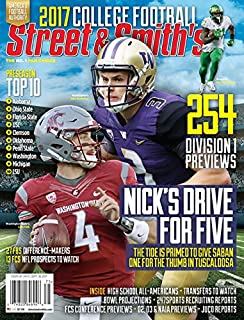 Street & Smith's 2017 College Football Yearbook Region 14