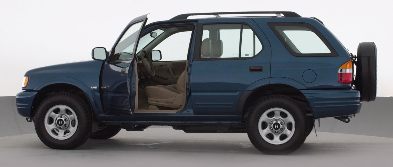 Amazon Com 2001 Honda Passport Reviews Images And Specs Vehicles