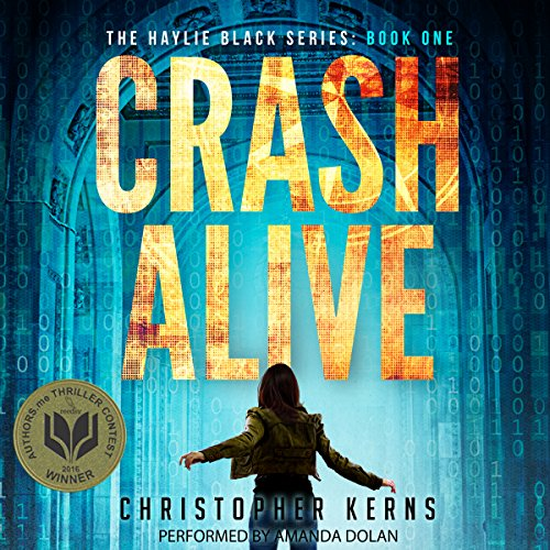 Crash Alive audiobook cover art