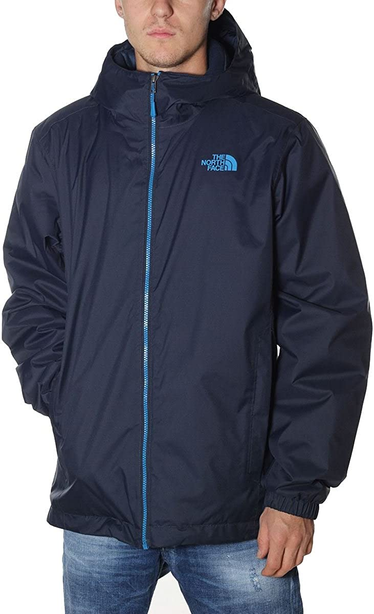 The North Face Menâ€s Quest Insulated Jacket