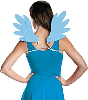 Women's Rainbow Dash Adult Costume Wings