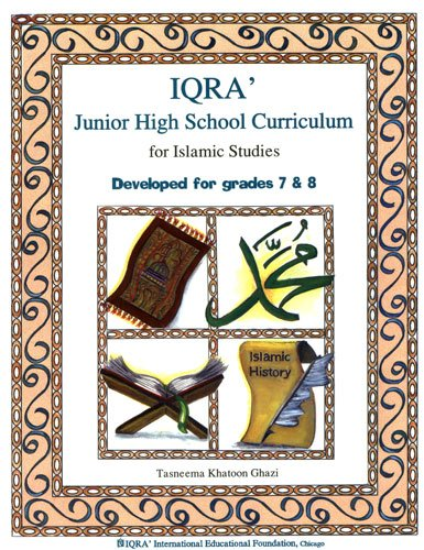 Iqra' Junior High School Curriculum: For Islamic Studies [Taschenbuch] by Tas...