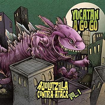 Ajolotzilla Contra Ataca (Vol. 1)