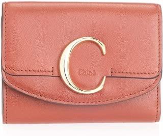 Luxury Fashion   Chloé Womens CHC19WP088A3727S Brown Wallet   Fall Winter 19