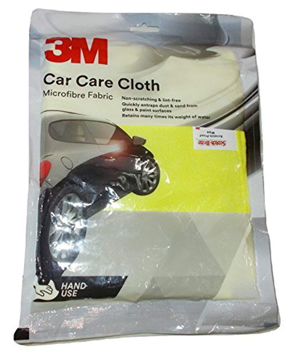 3M Microfiber Cloth (Pack of 6)