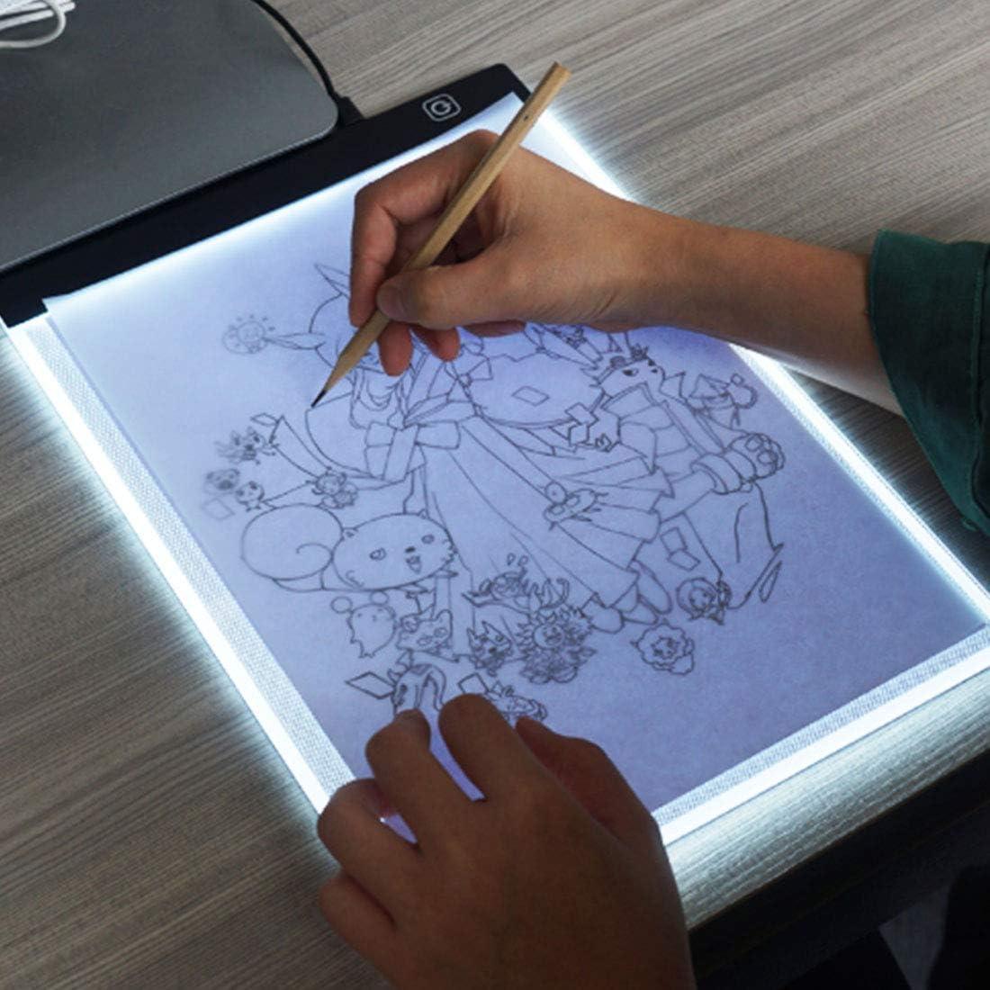 Zongxinkeji Digital Drawing Board 5W 5V Max 60% OFF Brigh of LED Three Level Max 89% OFF
