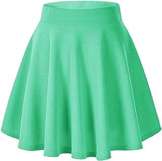 Best light green skirt Reviews