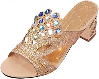 85d27c12923 Amazon.com: Gold - Sandals / Shoes: Clothing, Shoes & Jewelry