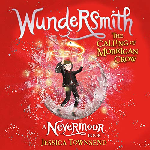 Wundersmith audiobook cover art