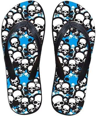 sandales tête de mort 1