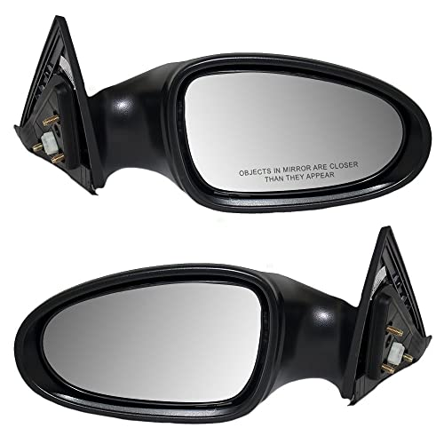 Side View Mirrors For 06 Nissan Altima Amazon Com
