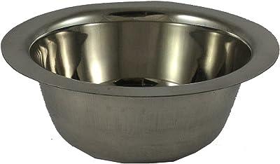 ANSH Steel Bowl 7.25 inch diax 2.75 inch h