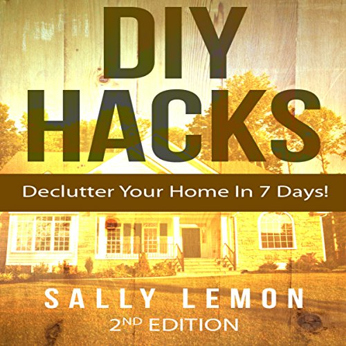 DIY: Hacks audiobook cover art