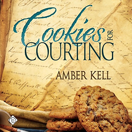 Cookies for Courting audiobook cover art