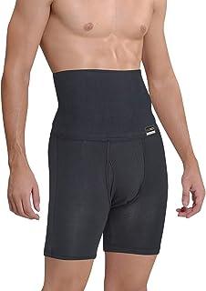 YAOMEI Men's Underpants Underwears Boxers Shorts Trunks Cotton, High Waist Slimming Body Shaper Underpant Briefs Boardshor...