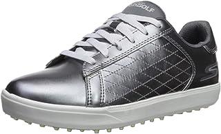 f110562aac97 Skechers Women s Drive 4 Spikeless Waterproof Golf Shoe