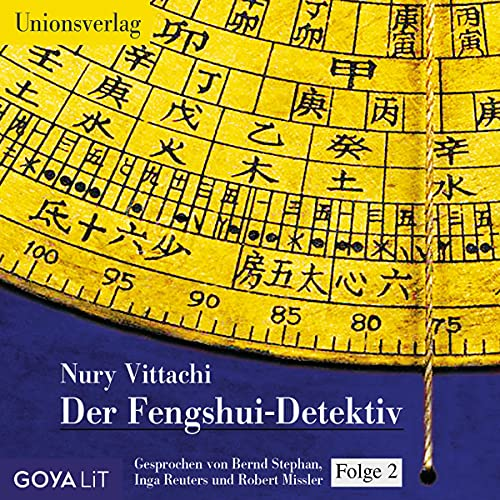 Der Fengshui-Detektiv 2 cover art
