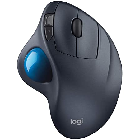 Logitech M570 Wireless Trackball Mouse (Discontinued by Manufacturer)