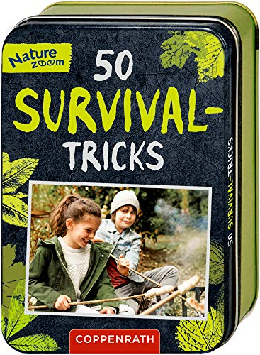 50 Survival-Tricks (Nature Zoom)