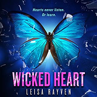 Wicked Heart audiobook cover art