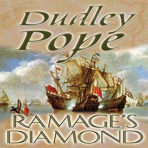 Ramage's Diamond audiobook cover art