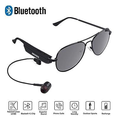 AMENER Sunglasses for Men Women, Polarized Sung...