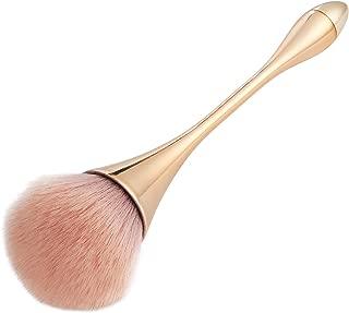 Large Powder Mineral Brush, Kabuki Bronzer Makeup Brush for Large Coverage Loose Powder Bronzer Blush Blending Buffing 1Pcs