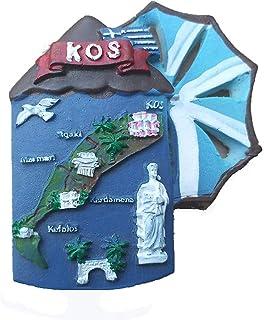 Calamita per frigorifero con scritta in ingleseCouple Is Photographed on Vacation in Rhodes Grecia