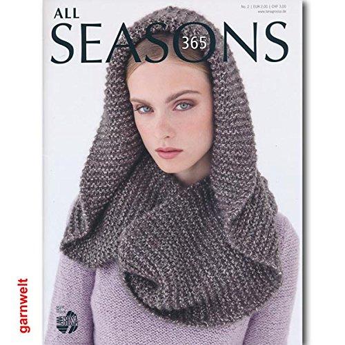 Lana Grossa All Seasons 365-2 Strickheft mit Strickanleitungen