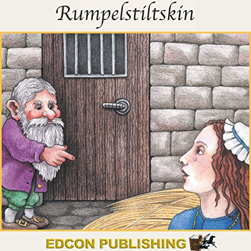 Rumpelstiltskin audiobook cover art