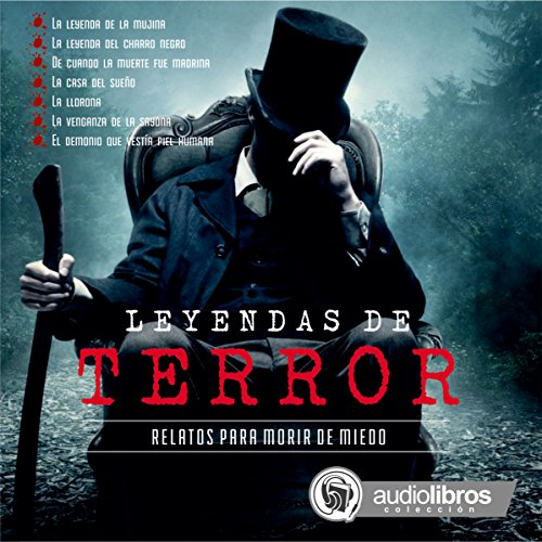 Leyendas de Terror [Horror Legends] audiobook cover art