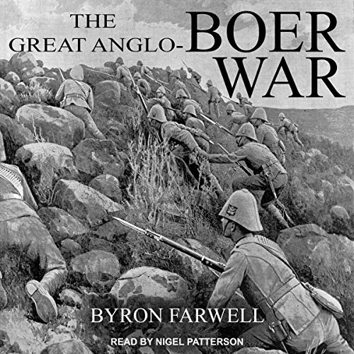 The Great Anglo-Boer War audiobook cover art