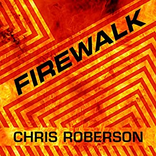Firewalk audiobook cover art