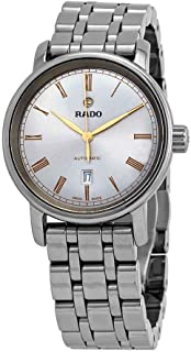 Rado DiaMaster Automatic Silver Dial Ladies Watch R14026102