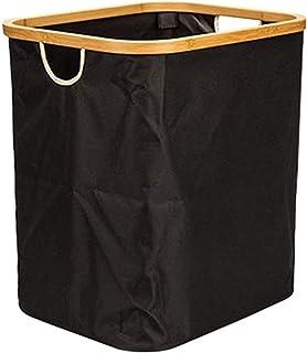 YWAWJ Boîte de rangement pliable imperméable, panier de buanderie sale, panier de rangement en toile, adapté au panier à l...